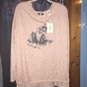 Disney Bambi Thumper tunic top